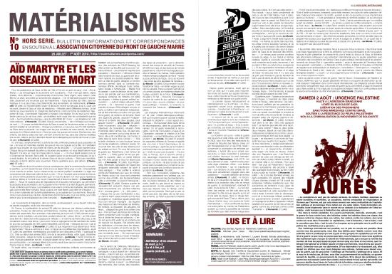 Materialismes. N°10