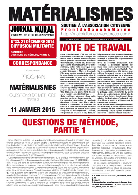 MATERIALISMES. N°33. QUESTIONS DE METHODE(1)_Page_1