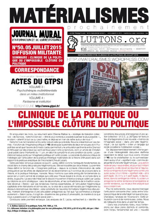 N°50.CLINIQUE DE LA POLITIQUE_Page_1