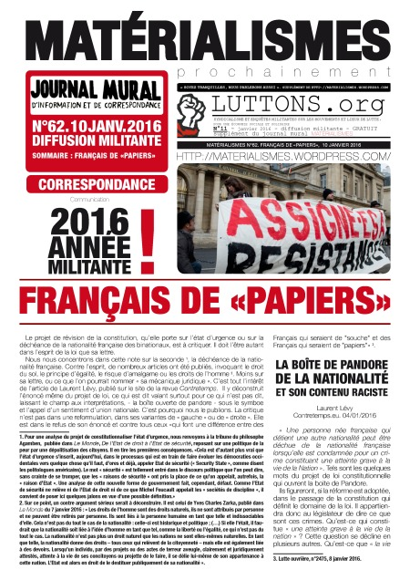 N°62.FRANCAIS DE -PAPIERS-_Page_1